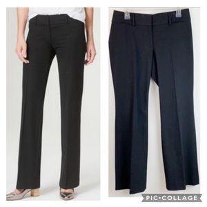 LOFT Marisa trouser wide straight leg pants EUC